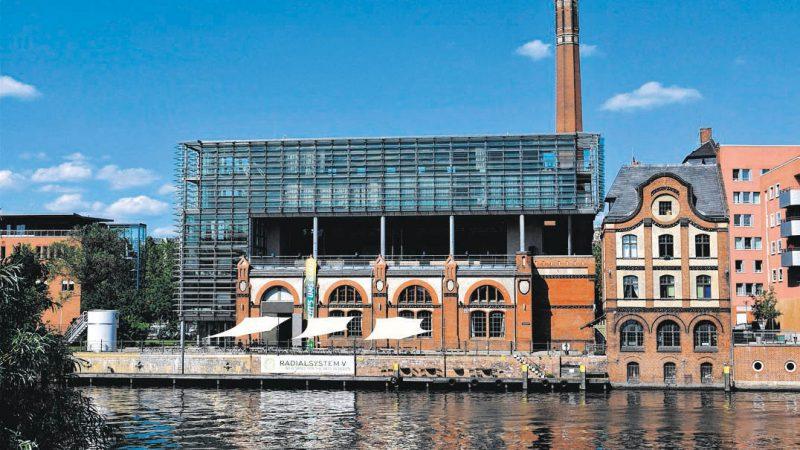 Land Berlin will Radialsystem kaufen