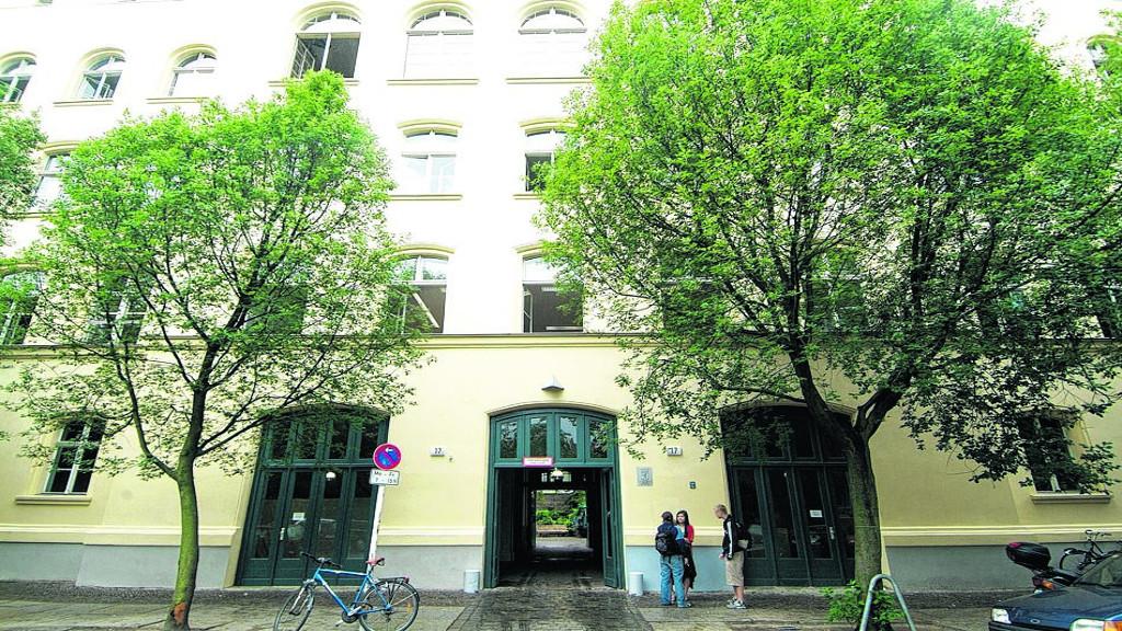 "Berlins einzige ""Smart School"" steht in Mitte"