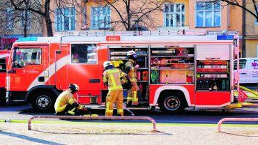 Die Feuerwehr wird aufgerüstet