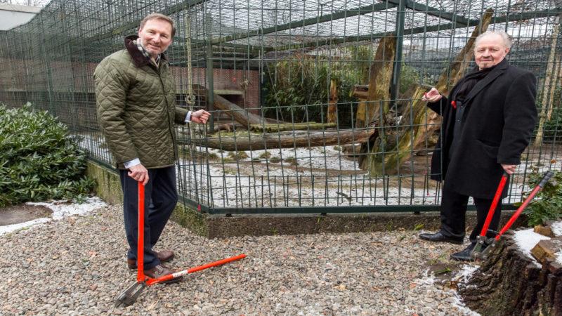 Neues Haus für Raubkatzen im Zoo Berlin
