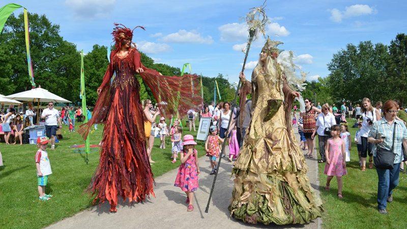 Großes Feenfest lockt in den Britzer Garten