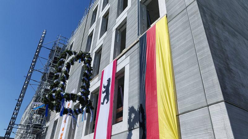 Streit um Flüchtlingsunterkünfte in Reinickendorf