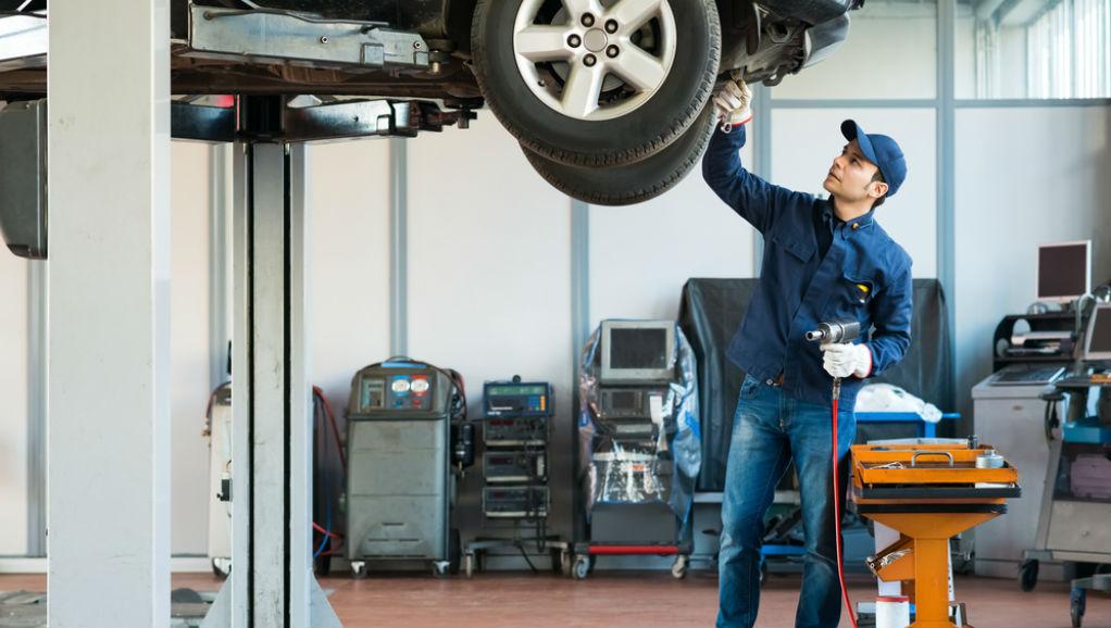Deutschland, das Land der Autoschrauber