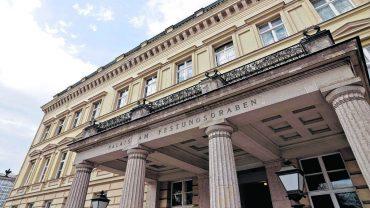 Ideenstreit um historisches Palais