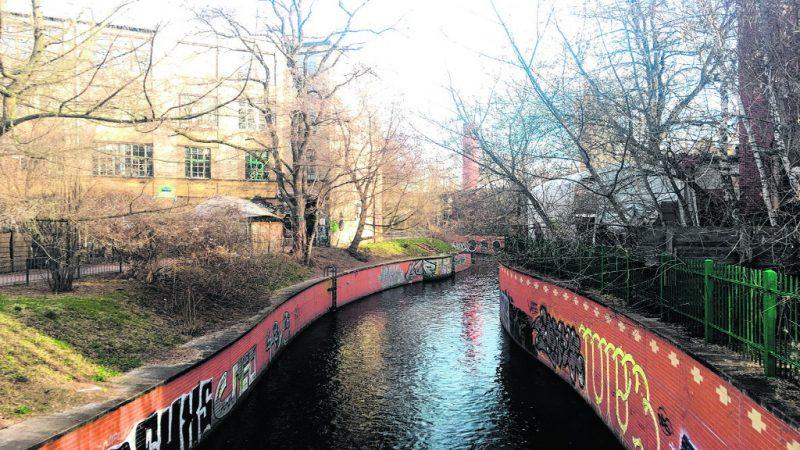 Neue Ufer für die Panke