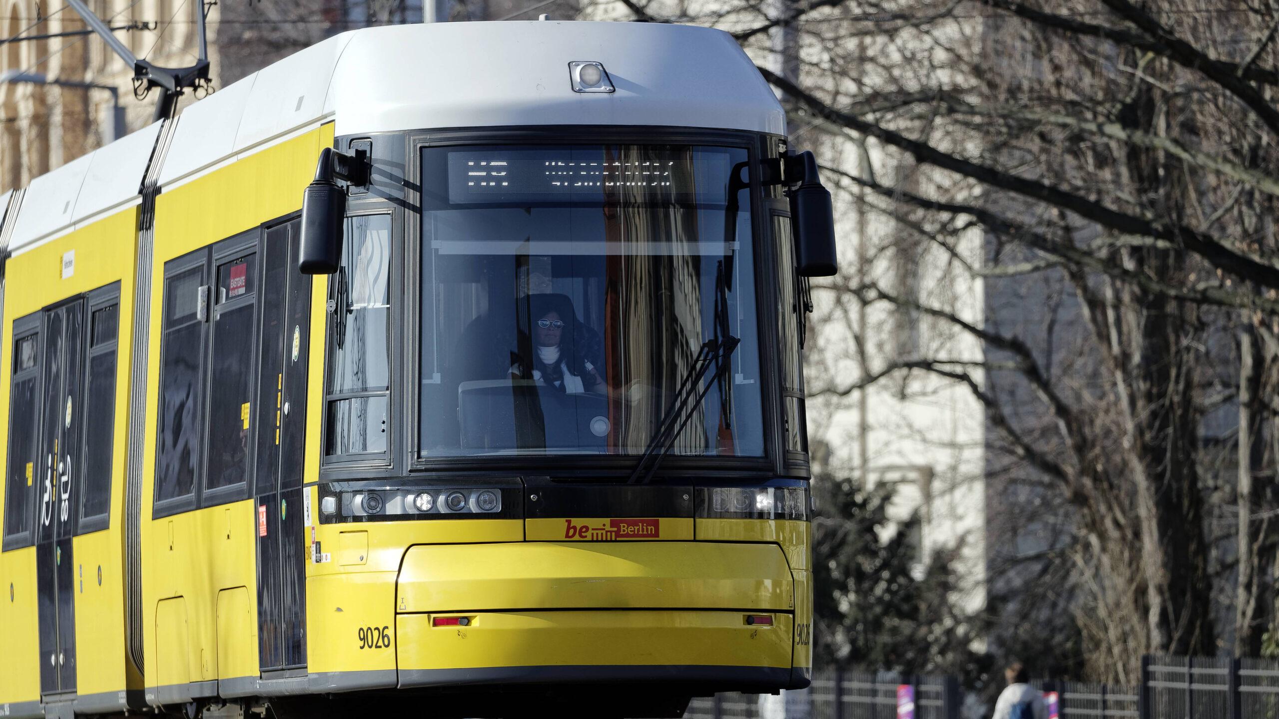 Straßenbahnen sollen wieder durch Spandau rollen