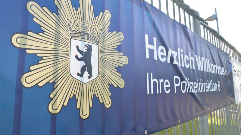 Polizeistation 6 öffnet ihre Türen