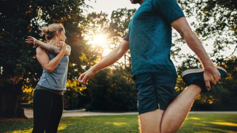 Fitness vom Schillerpark bis zum Tiergarten