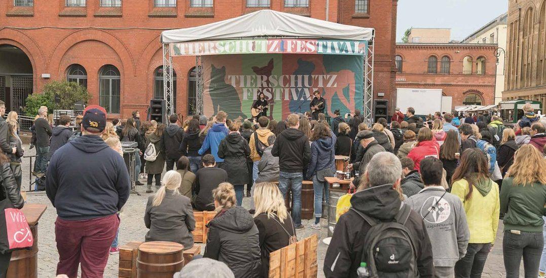 Festival für Tierschutz