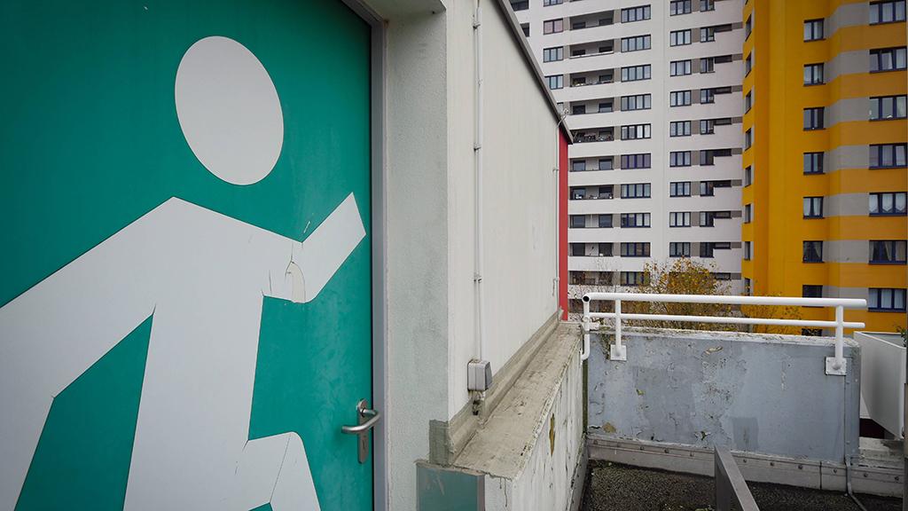 Mehr Freiraum für Kinder im Märkischen Viertel