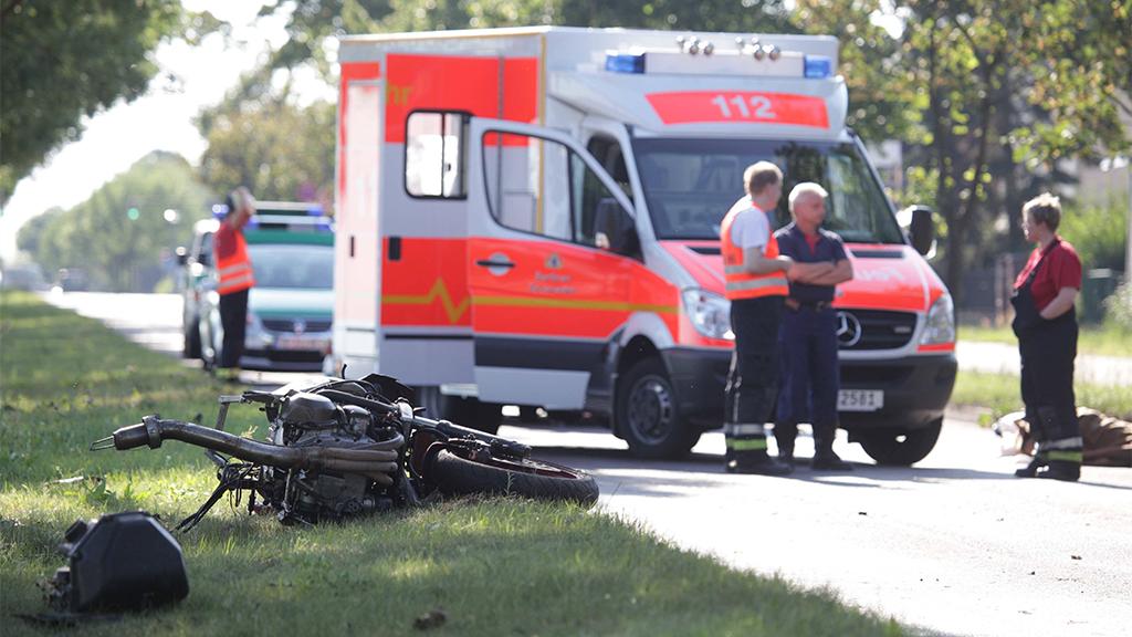 Unfallzahlen in Marzahn-Hellersdorf auf hohem Niveau