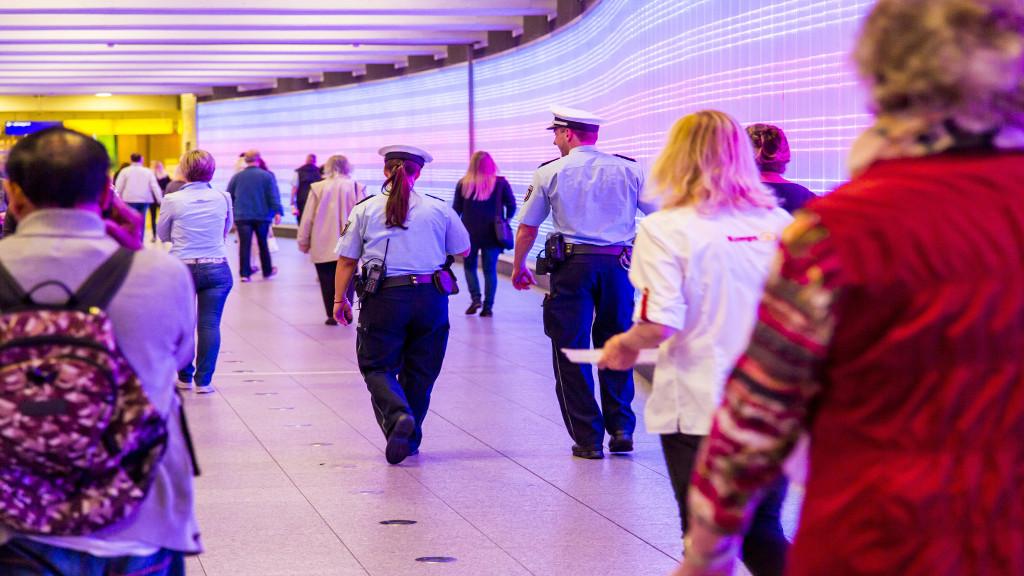 Gewalt in U-Bahnhöfen