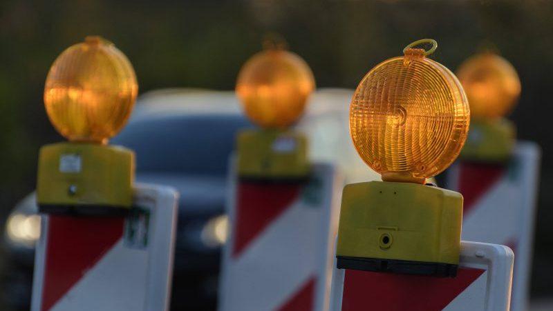 Staugefahr: Autobahn 115 wird voll gesperrt