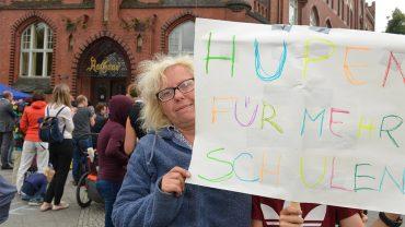 Lichtenberger Schulen platzen aus allen Nähten
