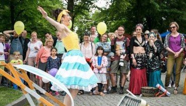 Kunstfest mit tollem Programm