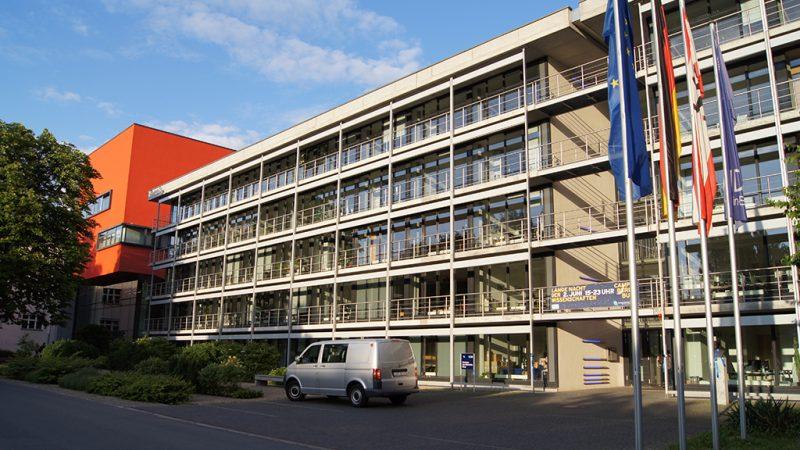 Berlin leistet sich Campus Buch