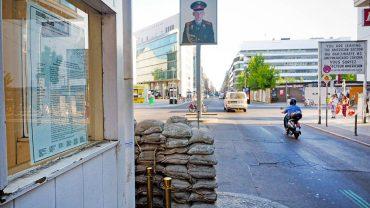 Checkpoint Charlie wird völlig anders – nur wie?
