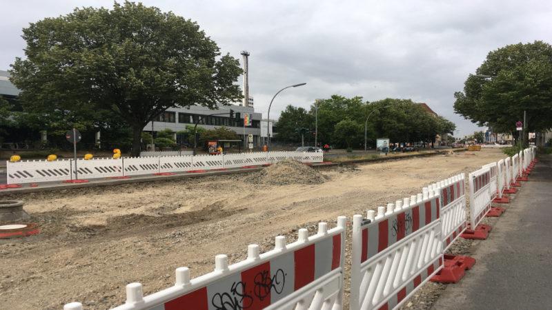 Baustellen sorgen weiter für Stau