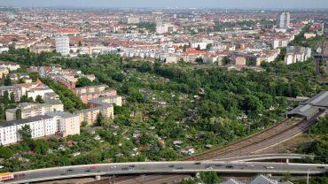 Wohnraum oder Natur am Westkreuz