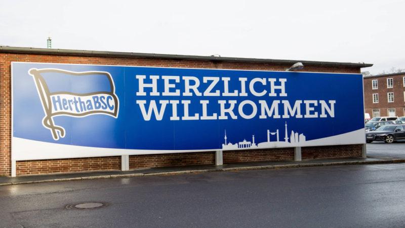 Saisonstart bei Hertha