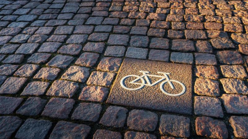 Bezirke bauen Spreeradweg aus