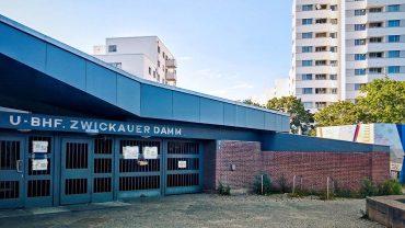 U-Bahn: Station Zwickauer Damm bekommt Fahrstuhl