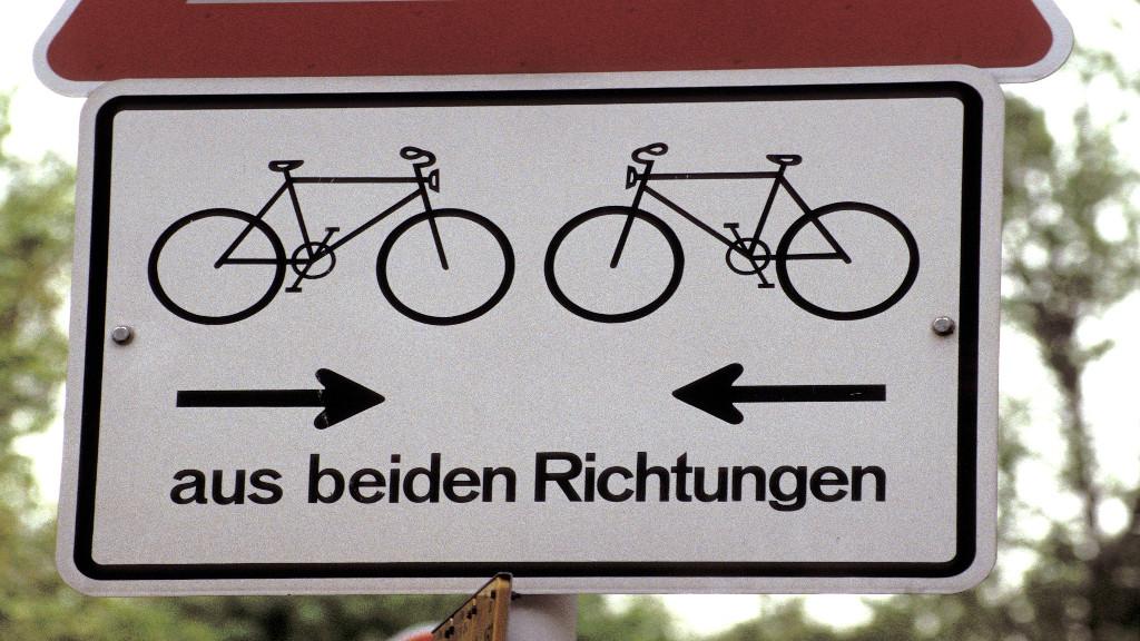 Mehr Platz für Radfahrer