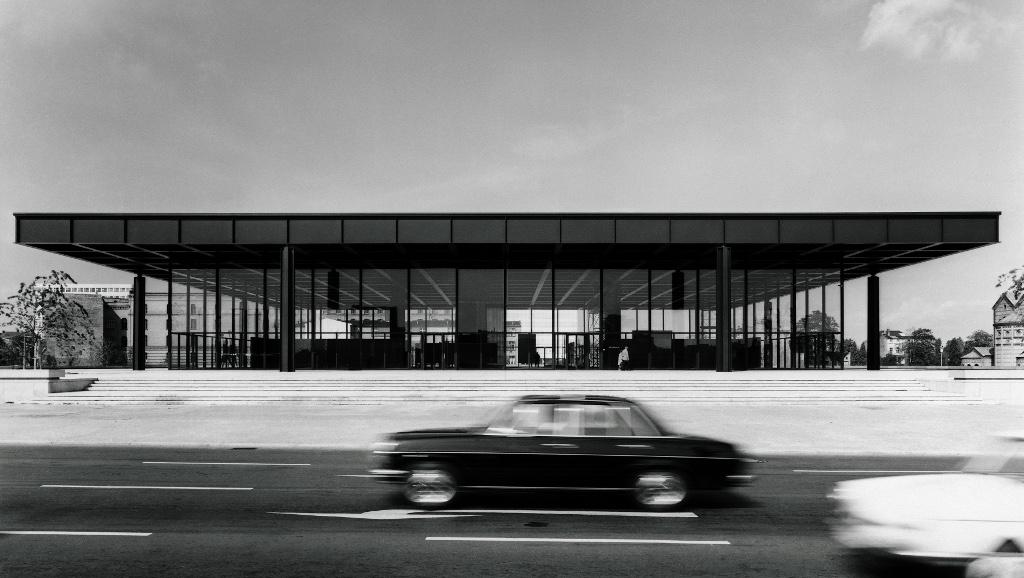 50 Jahre Neue Nationalgalerie
