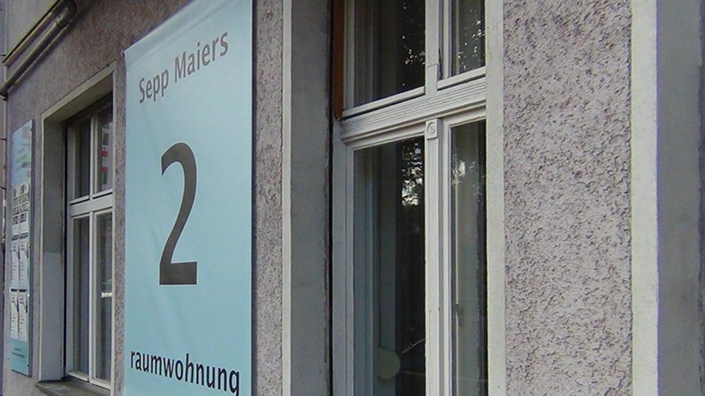 Sepp Maiers 2raumwohnung wird verstärkt unterstützt
