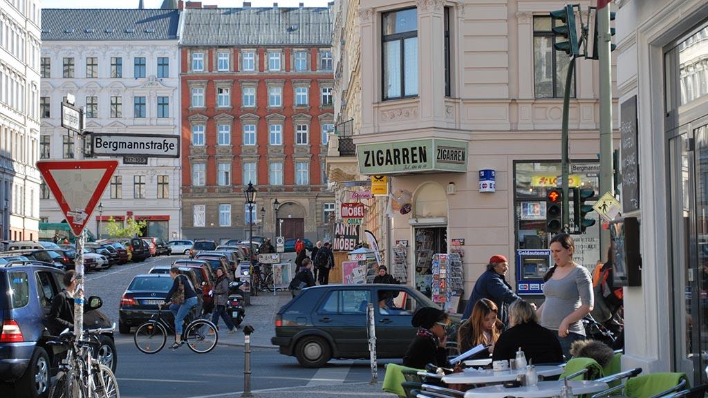 Achtung: Parken im Bergmannkiez kostet bald Gebühren