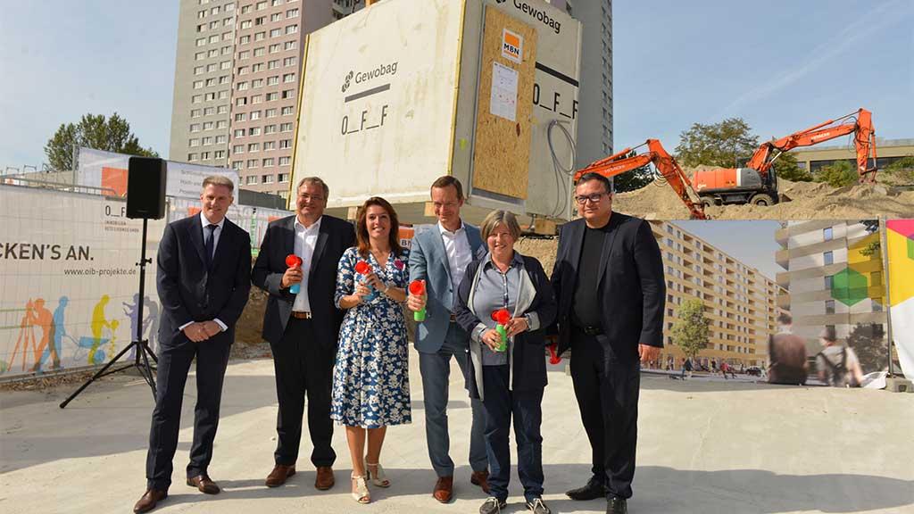 1.800 neue Nachbarn  für den Friedrichsfelder Kiez