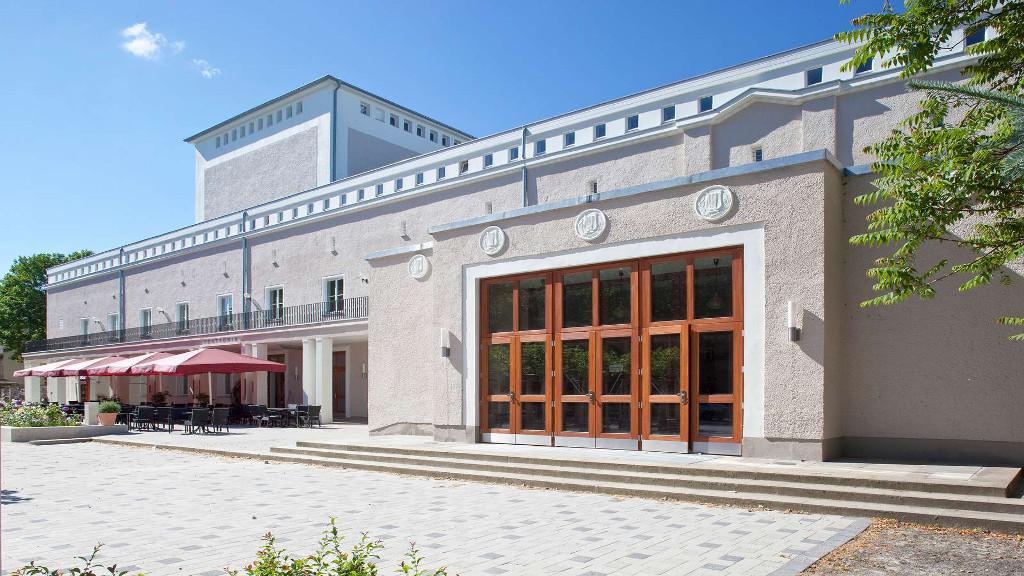 Theater Karlshorst wird zum Leben erweckt