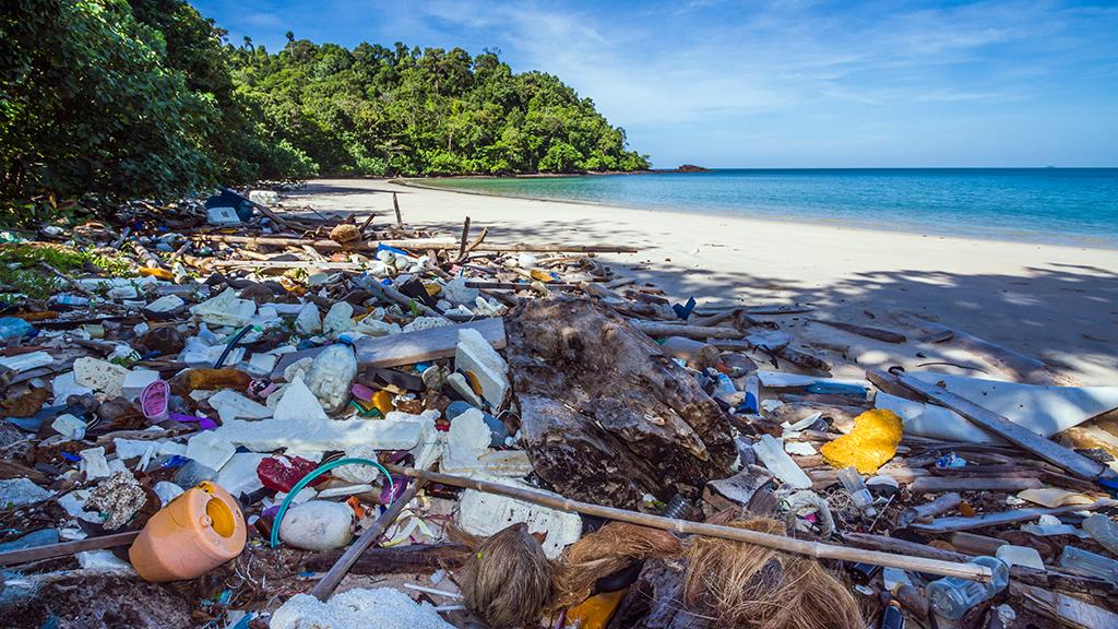 Gegen die Vermüllung der Meere