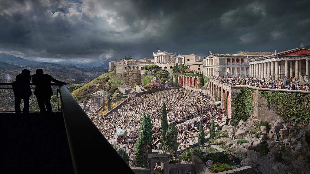 Pergamon auf der Museumsinsel