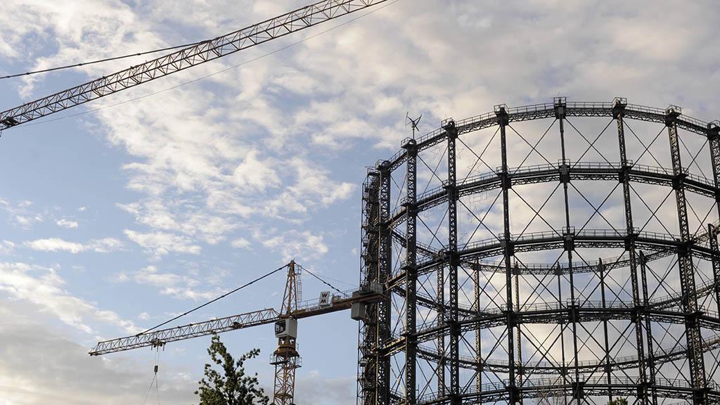 Gasometer in Schöneberg: Bürgerinitiative fordert Beachtung des Denkmalschutzes