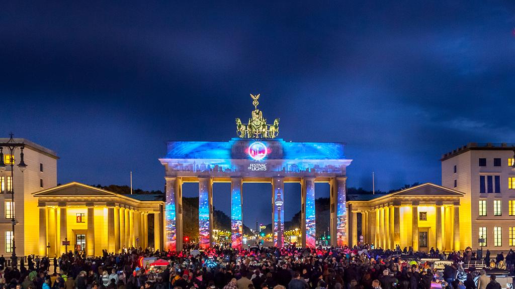 Zwei Festivals lassen Berlin erstrahlen