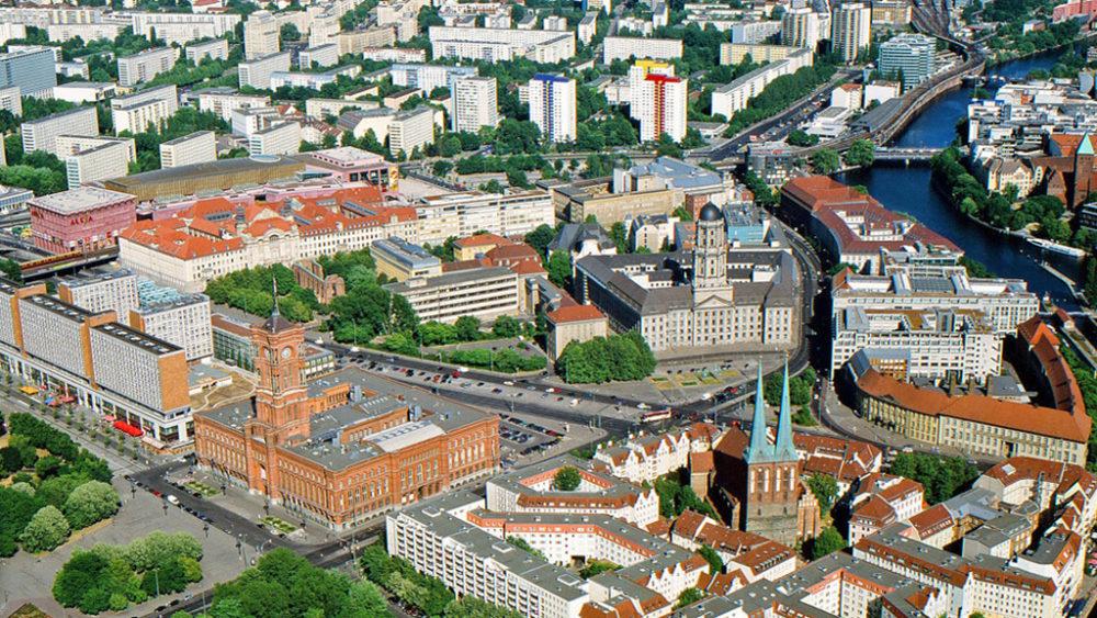 Altes Stadtquartier ganz neu