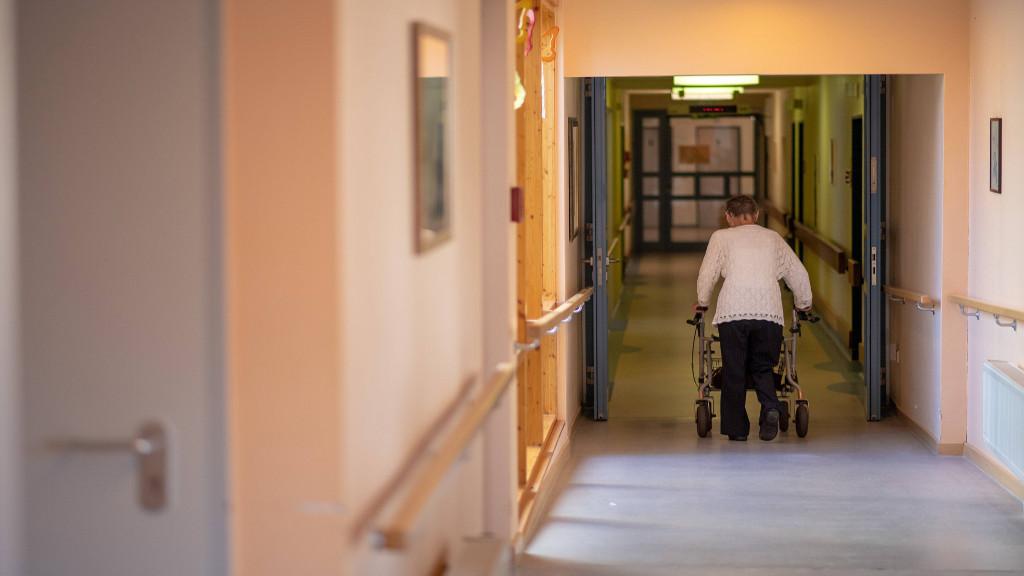 Wenig Platz für Seniorenheime