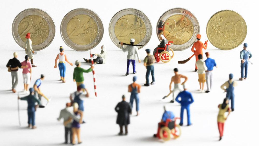 Berlin probt das Solidarische Grundeinkommen
