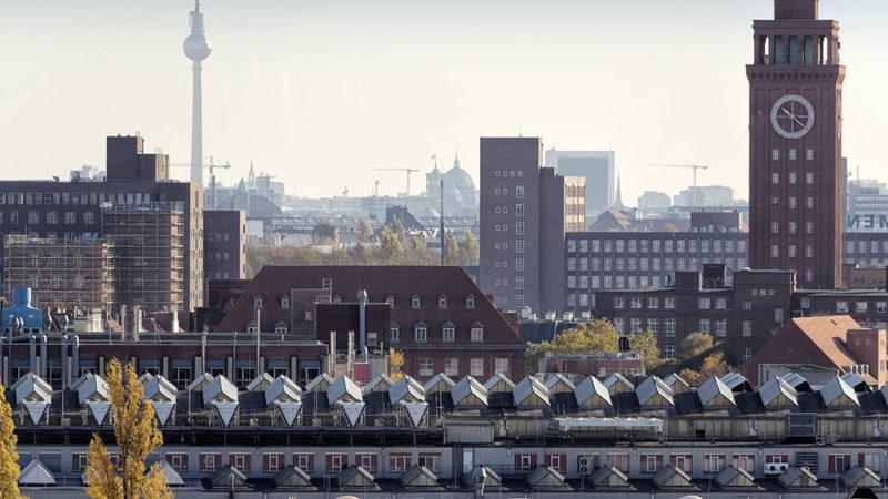 Siemens-Kiez beflügelt die Hauptstadt