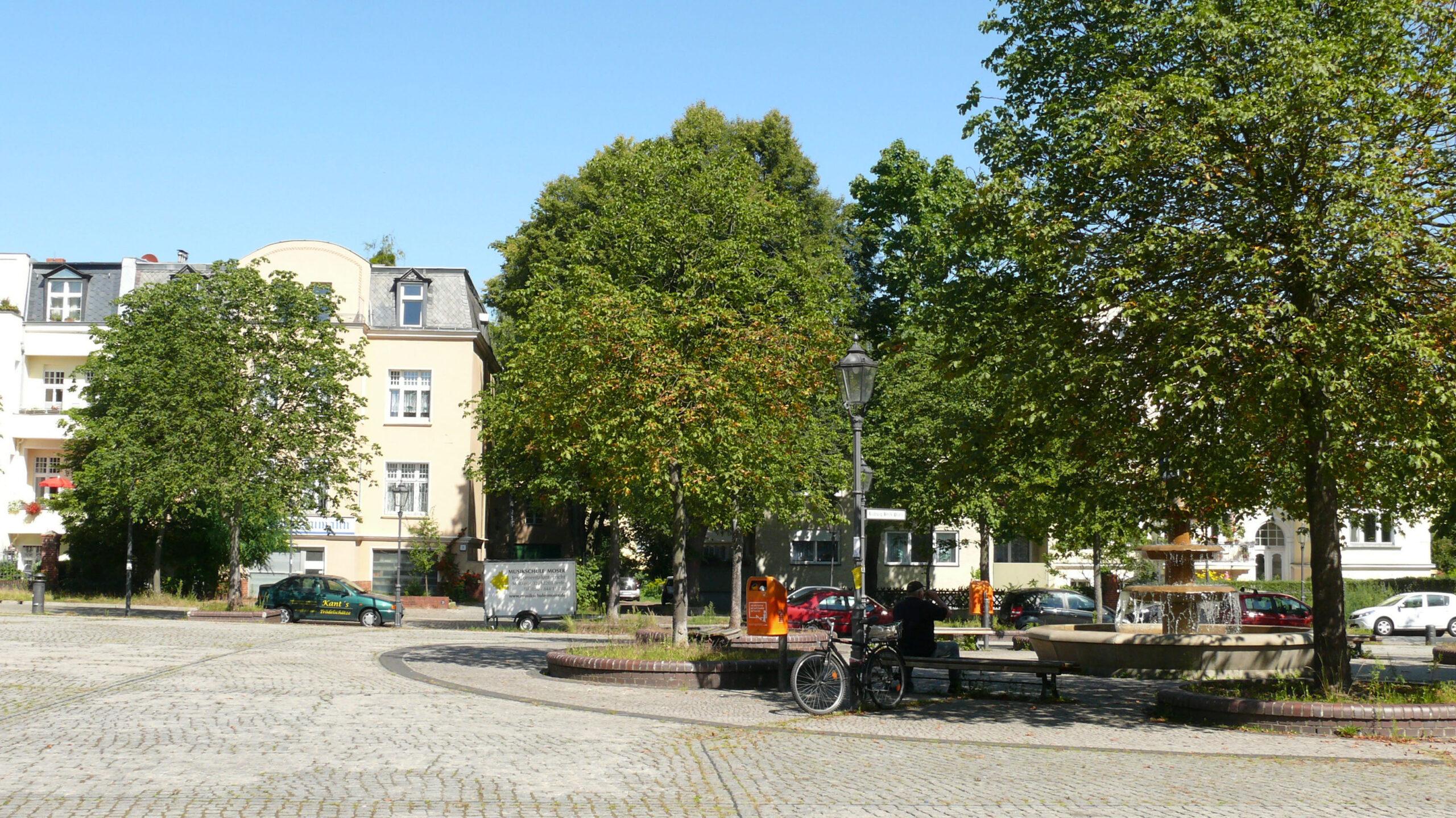 Mehr Leben auf dem Ludwig-Beck-Platz