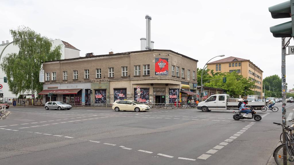 Probleme in der Luisenstadt