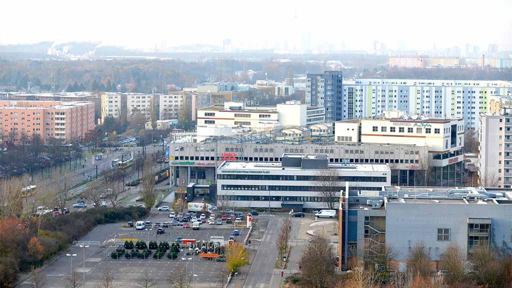 Visionen für Hohenschönhausen