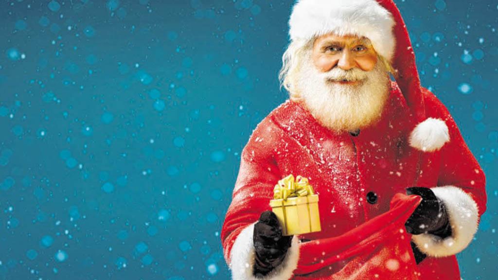 Weihnachtsmänner gesucht