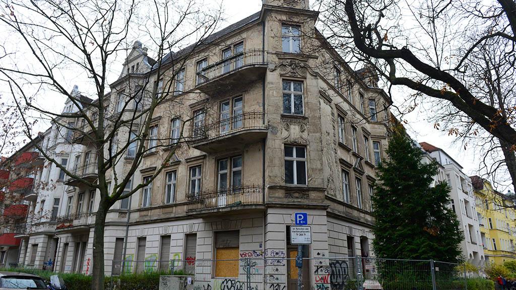 Das Geisterhaus von Friedenau
