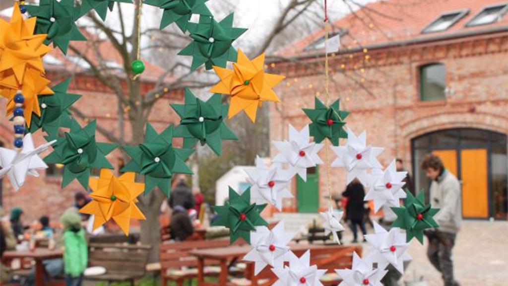 Adventszeit auf Lichtenberger Weihnachtsmärkten