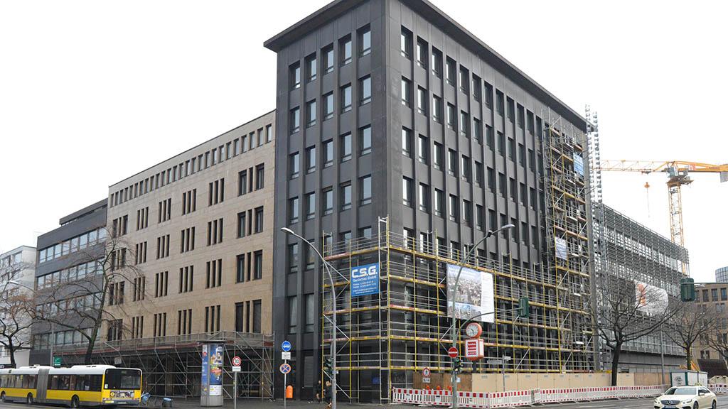 Wirtschaftswunder an der Potsdamer Straße