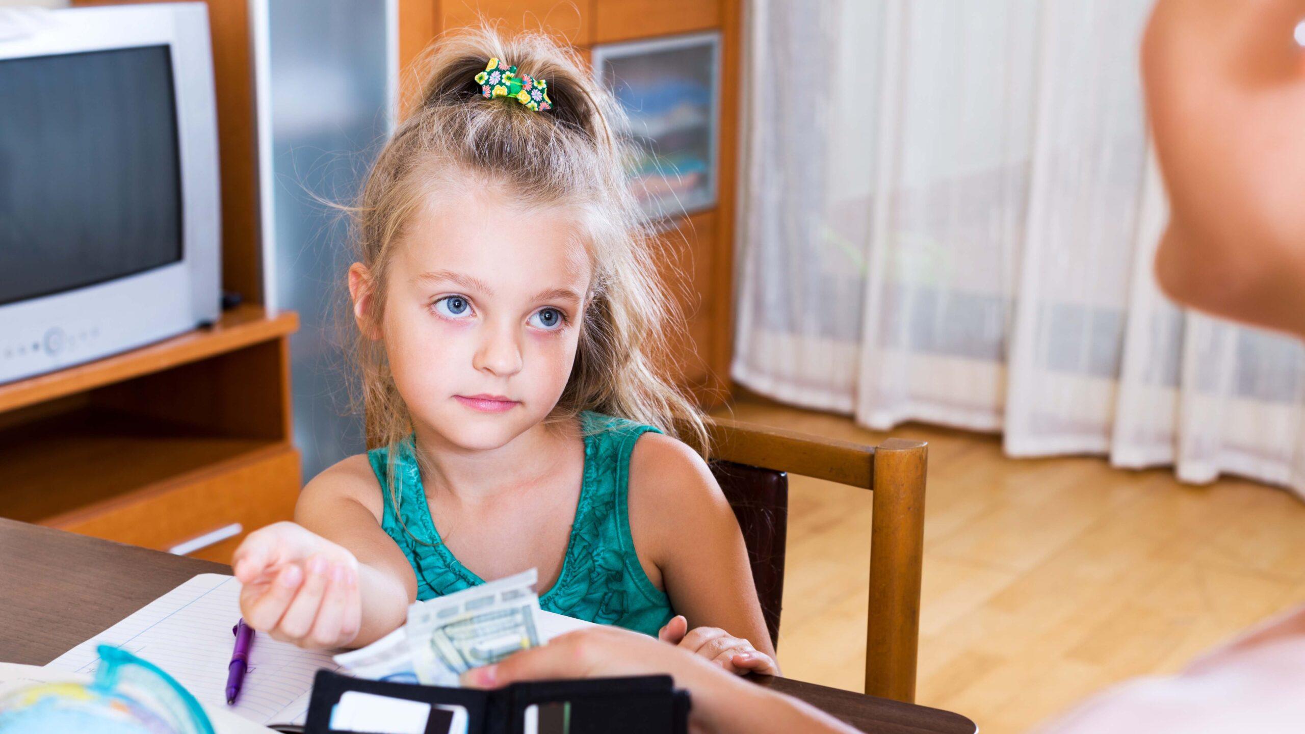 Bund baut Leistungen für Kinder aus