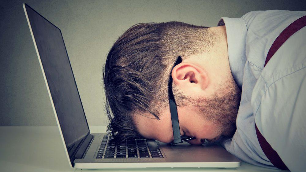 Jeder zweite Beschäftigte hat zu viel Stress