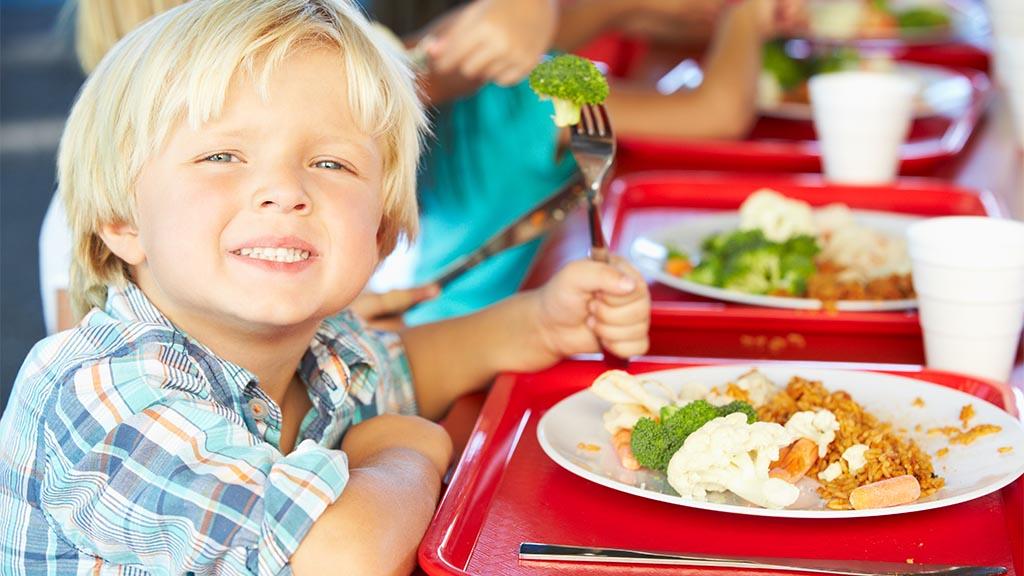 Gratis Essen für Marzahn-Hellersdorfer Grundschüler